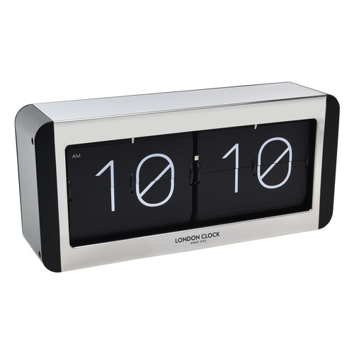 Thriven Flip Clock 37cm by London Clock Company