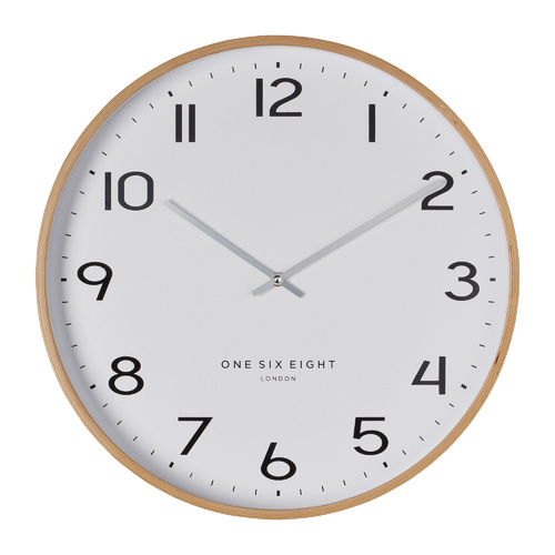Olivia Wall Clock 41cm by One Six Eight London