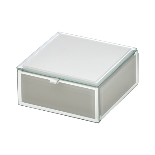SARA Cool Grey Small Jewellery Box